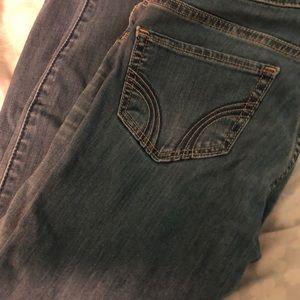Hollister Jean leggings!